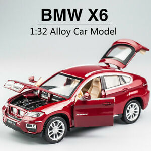 1-32-New-BMW-X6-Alloy-Car-Model-off-road-Sound-And-Light-simulation-car-toy
