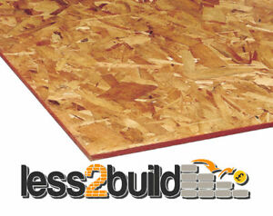 Details about OSB BOARDS 8x4 - Select Thickness-
