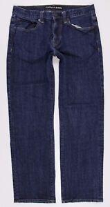 MINT-Express-Blake-Loose-Boot-Cut-Blue-Jeans-MENS-32-x-30-Medium-Wash