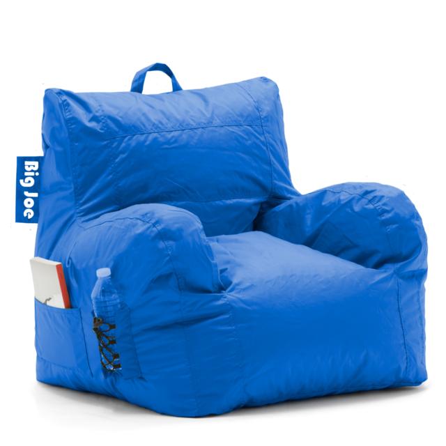 Tremendous Big Joe Dorm Bean Bag Chair Multiple Colors Bedroom Game Sports Room Lounge Andrewgaddart Wooden Chair Designs For Living Room Andrewgaddartcom