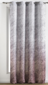 single panel curtain. Image Is Loading DCor-Design-Pelisse-Eyelet-Single-Panel-Curtain-BNIP- Single Panel Curtain