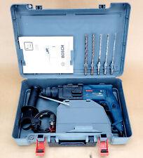 Bosch Sds Plus Corded Hammer Drill Tool W Case 11234vsr Bulldog Made In Germany