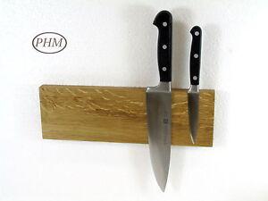 6er-Magnet-Messerleiste-Eiche-Holz-Messerblock-Magnetleiste-Schluesselbrett