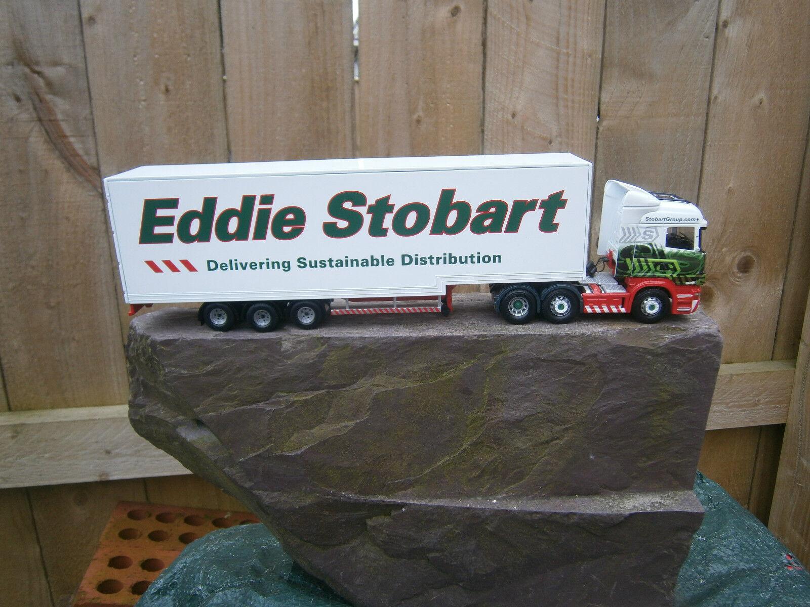 CORGI MODERN camions transport lourd Eddie Stobart transport échelle 1.50