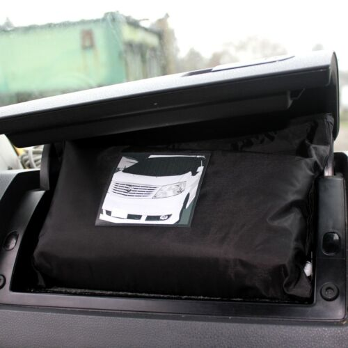 De Lujo Toyota Alphard Black Out Pantalla Ciego Camper Van Cubierta de protección contra las heladas