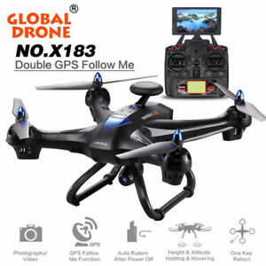 Global-Drone-6-axes-X183-With-2MP-WiFi-FPV-HD-Camera-GPS-Brushless-Quadcopter