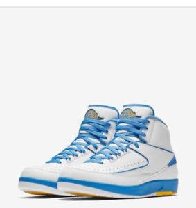 65c8d4e70f6e Air Jordan 2 Retro Melo 2018 385475-122 w Receipt Size 13