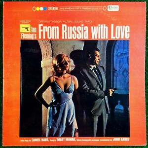 James-Bond-007-From-Russia-With-Love-1963-LP-Original-Motion-Picture-Soundtrack
