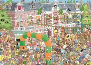 Jan-van-Haasteren-Puzzle-1000-Piece-Nijmegen-Marches-Comic-JVH-Jigsaw-by-Jumbo
