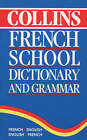 Collins French School Dictionary by HarperCollins Publishers (Paperback, 1994)