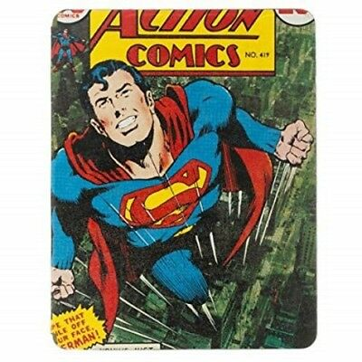 "Adattabile Superman Ipad Tablet Laptop Case Cover Custodia 9.7"" Official Merchandise"