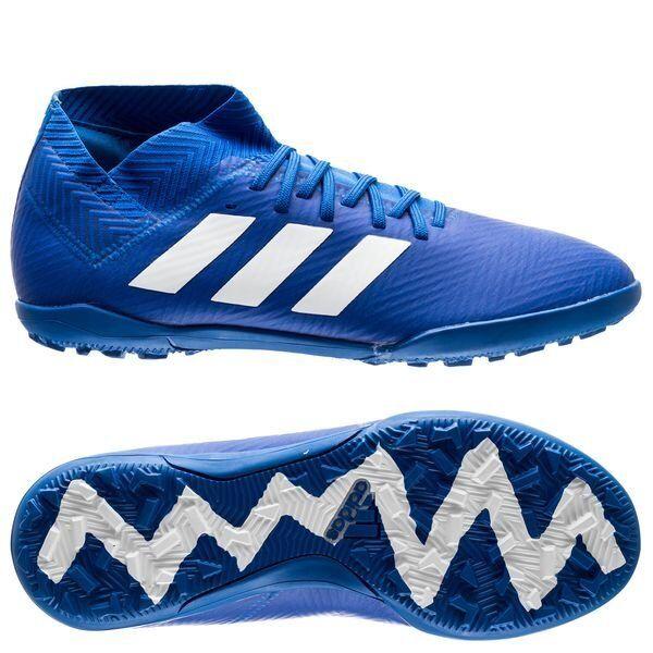 buy popular c96dc a061a adidas Nemeziz 18.3 TF Turf 2017 Soccer Shoes Shoes Shoes Royal Blue White  Kids - Youth