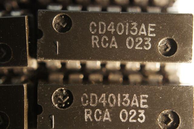 IC CD4013AE  NEU