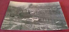 Old Gypsy WV. Coke Ovens Coal Mine Tipple Company Houses + Postcard Repo
