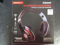 Soundlogic - Hd Wireless Headphones - 2agkltm-012 - Rc 2740