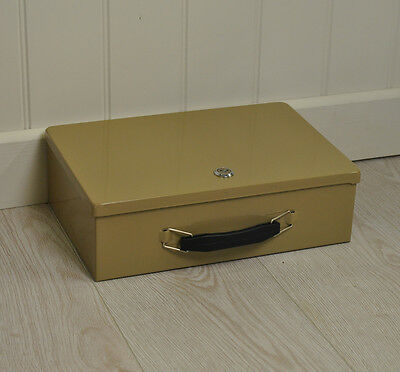 Good Ideas Fire Resistant Security Box Home Safe - Keep Important Documents Safe