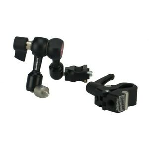 Manfrotto-244-Micro-Kit-friktionsarm-with-anti-twist-guard-and-Nano-Clamp-190-055