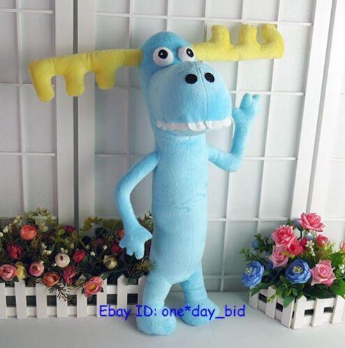 HTF 38cm//15/'/' Happy Tree Friends Lumpy  Plush Stuffed Toy Doll Gift