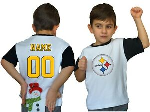 personalized steelers jersey