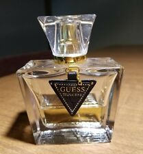 Guess Seductive by Guess 1.7oz EDT about 1/3rd of bottle left Perfume for Women