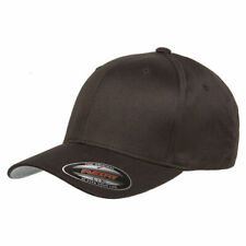 FLEXFIT Structured Twill Hat FITTED Size S M L XL 2XL Sport Baseball Cap  6277 f2d81fa5ac68