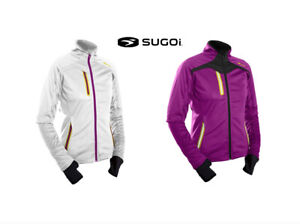6f3540413 Details about Sugoi Women's Firewall 220 Thermal Jacket For Cycling /  Running
