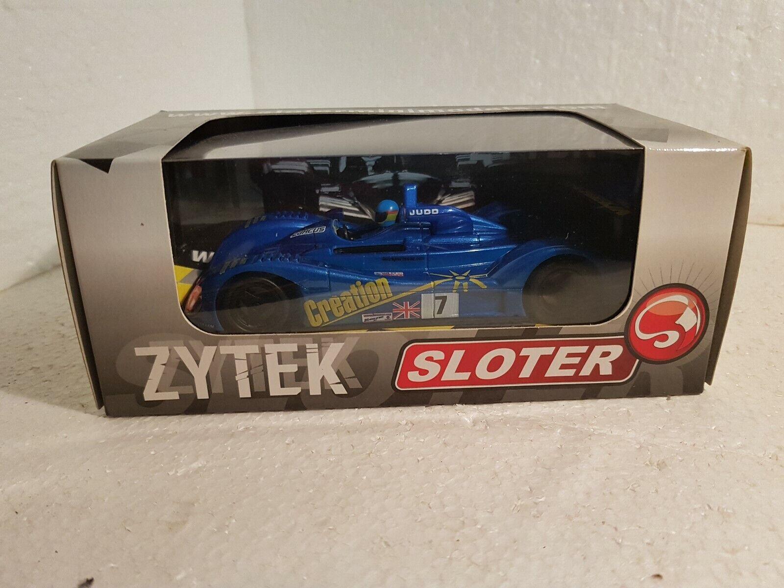 QQ 9503 Sloter Zytek Team Creation Le Mans 2005  7 Minassian (Magnet)
