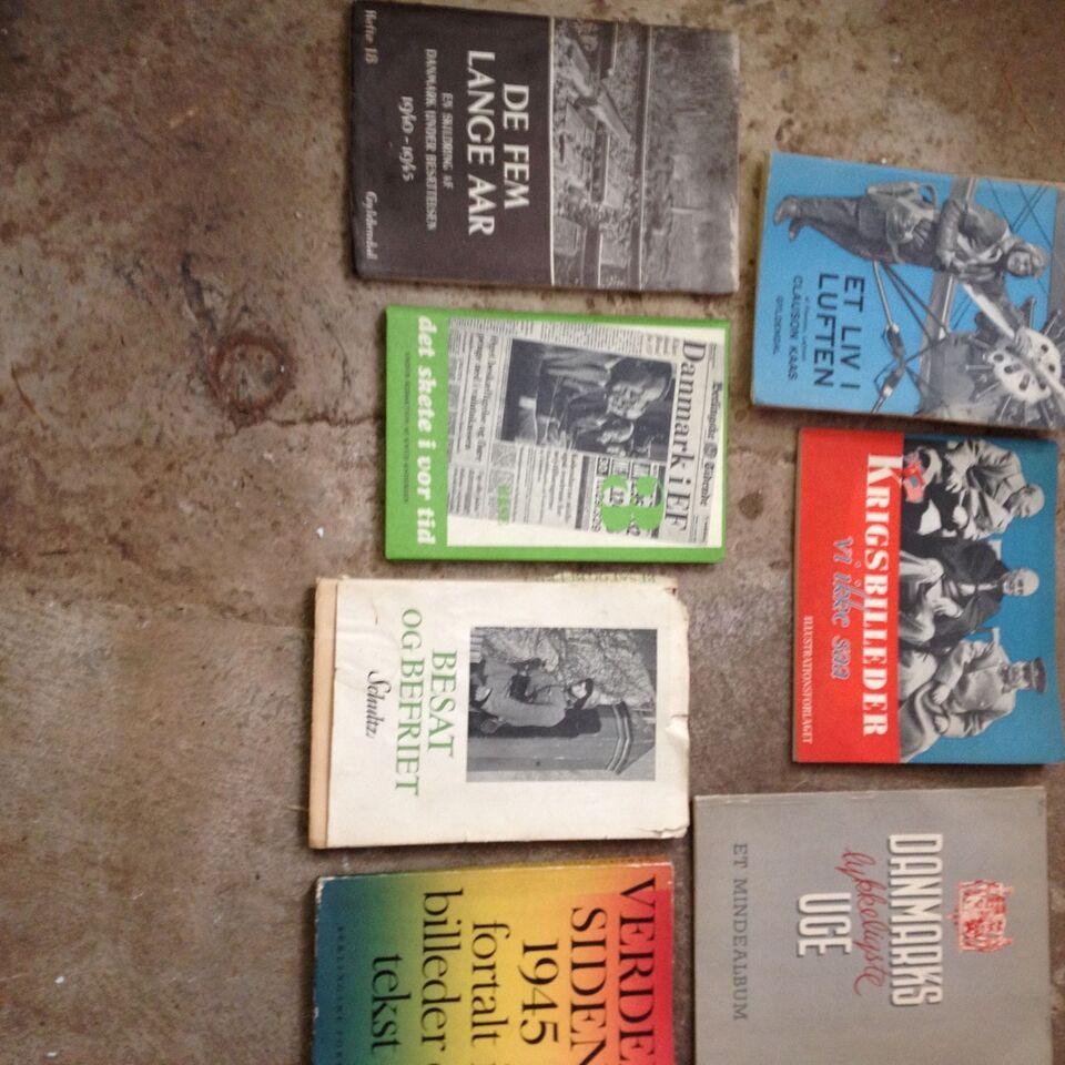 2 verdenskrig, sven hadzel, Bogsamling