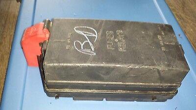 [DHAV_9290]  CADILLAC SEVILLE FUSE BOX 15356794 1999-2000-01-2002-03-2004   eBay   2000 Cadillac Sts Fuse Box      eBay