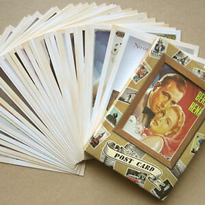 32-Type-Vintage-European-and-American-Picture-Poster-Post-Card-Travel-Postcard