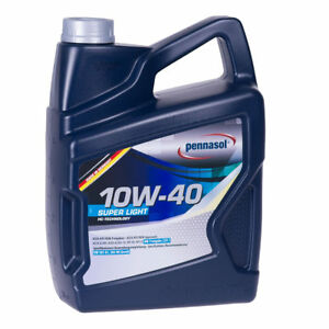 Pennasol-10W-40-SUPER-LIGHT-5-Liter-synthetisch-5L-10W40-Motoroel