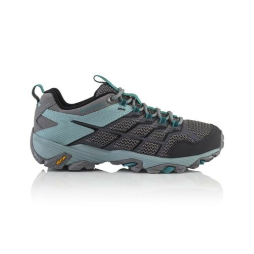 Merrell Moab FST 2 Women's Hiking Shoe FrostAquifer