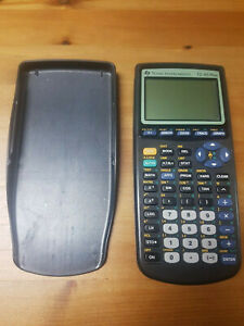 TI-83-Plus-Scientific-Graphing-Calculator-Black