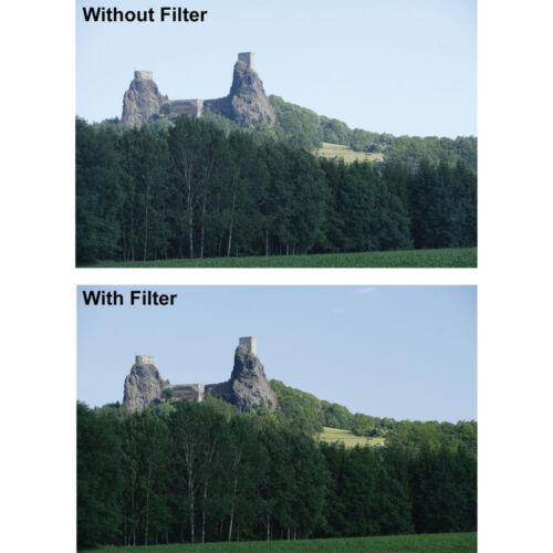 Canon 72mm UV UK L-39 Sharp Cut Ultra Violet Glass Filter