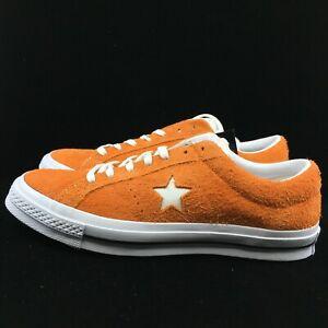 Converse One Star SUEDE Ox Orange