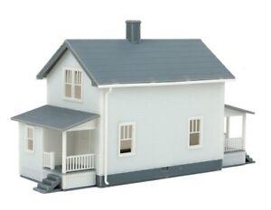 Company House 2-Pack Buildings HO Kit NIB - Walthers Cornerstone #933-3790