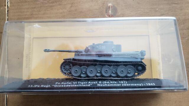 Steyr RSO/01+Pak 40 Anti-Tank Gun 2 Panzer Div 1/72 DIE CAST MODEL TANK WW2