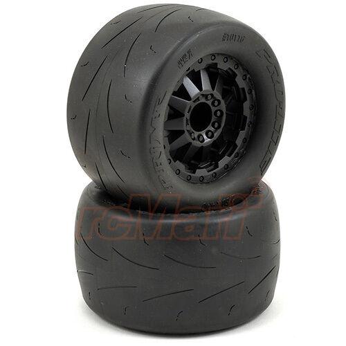 Pro-Line Prime 2.8 Inch 30 Series Tire F-11 Nitro Rear Wheels Stampede #10116-14