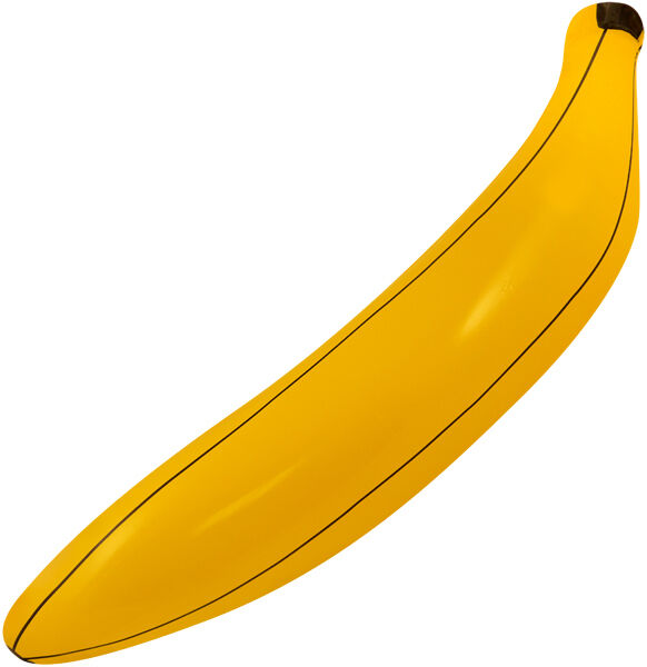 10x Giant Inflatable Banana 160cm (X99 117) Prop Decoration