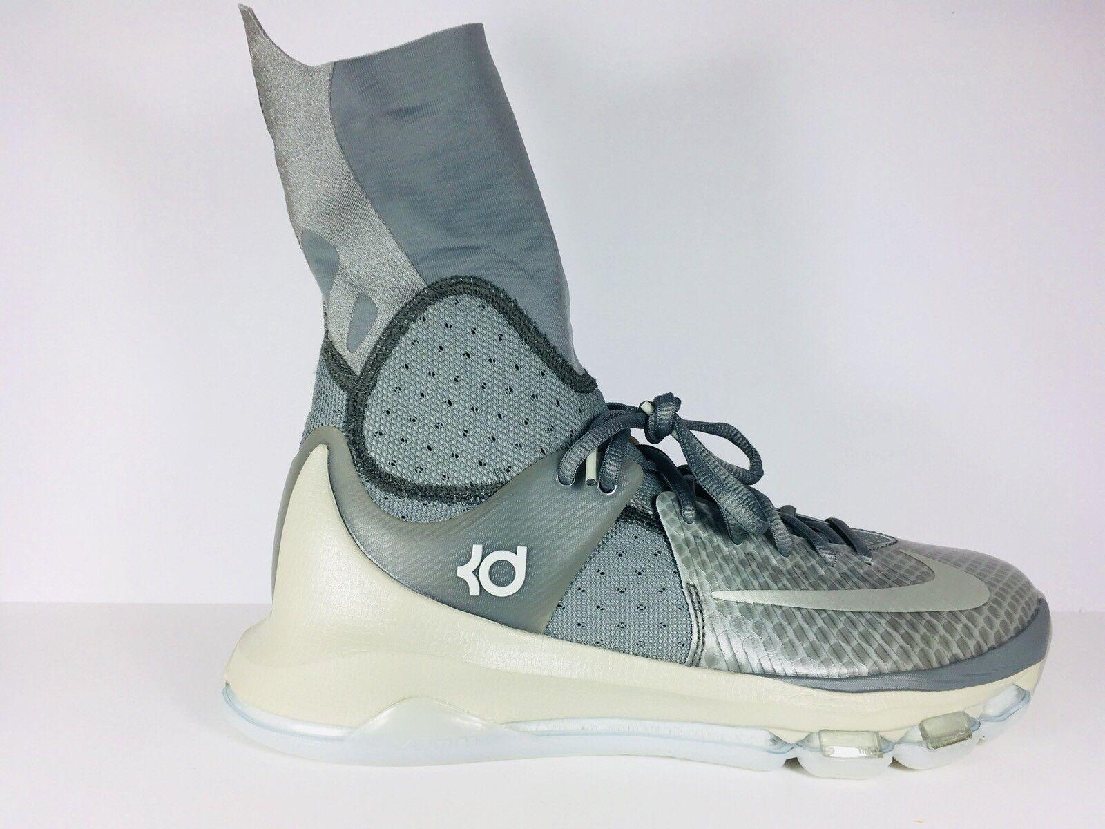 Nike KD 8 Elite Grey 834135-001 Mens Comfortable