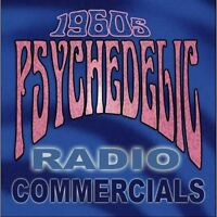 Various Artists - 1960's Psychedelic Commercials / Various [new Cd]