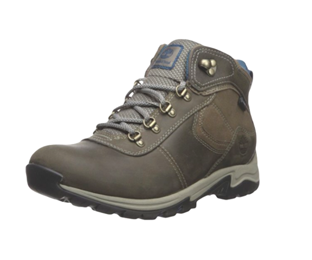 Timberland Women's Mt Maddsen Mid Leather Waterproof Hiking