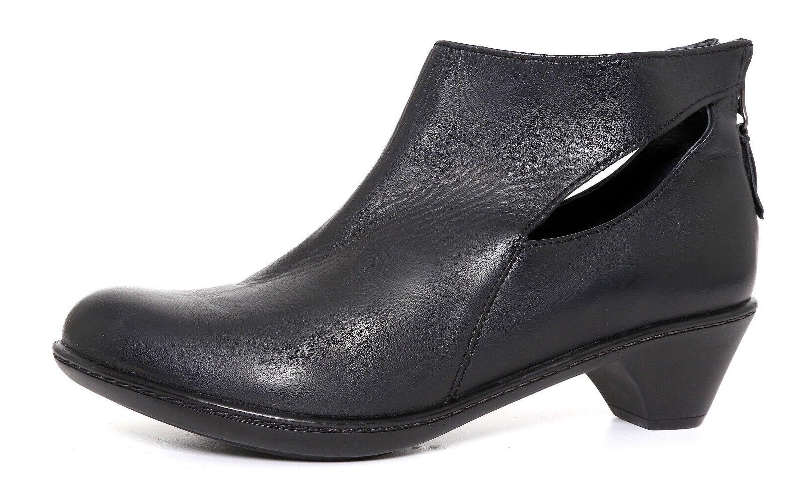 autorizzazione ufficiale Dansko Bonita Leather avvio nero nero nero donna Sz 38 EUR 1050  qualità autentica