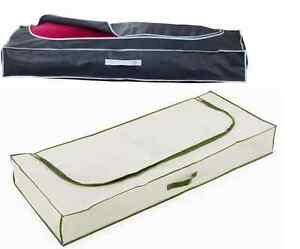 UNDERBED-STORAGE-SOLUTION-CLOTHES-COVER-CHEST-TOY-LAUNDRY-WARDROBE-BAG-WITH-ZIP