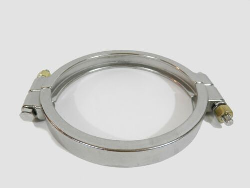"""Bolted High Pressure Clamps 12/"""" SS304 for Tri Clamp//Tri Clover Fittings"""