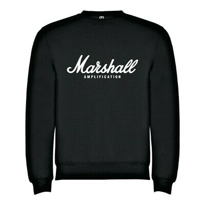 Marshall Amps Amp Hoodie New S-2XL