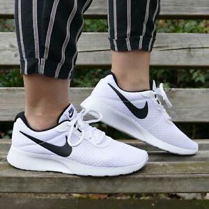 Details zu Nike Tanjun Sneaker Schuhe Damen Weiß 812655 100