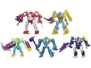Transformers Beast Hunters ABOMINUS complet Cyberverse predacon Rising Combineur