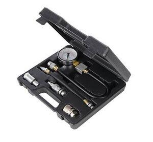 Compressiometre Coffret 5 Pièces Testeur Compression Moteur Essence
