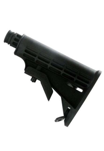 Tippmann 98 Adjustable Collapsible CAR Stock Kit A.C.T. Custom Tippman new Black